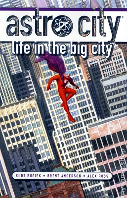 Astro City: Life In The Big City TP