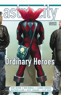Astro City: Ordinary Heroes HC