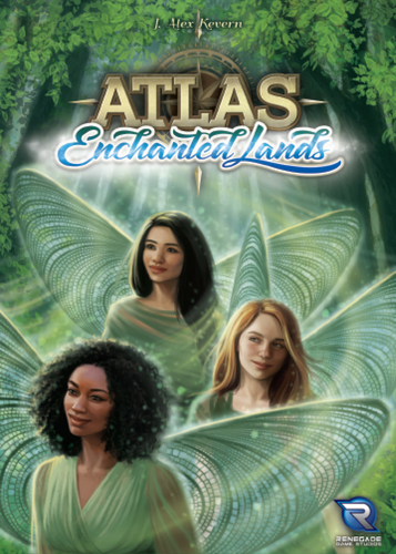 Atlas: Enchanted Lands Card Game