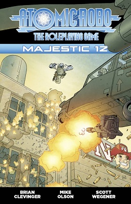 Atomic Robo: Majestic 12