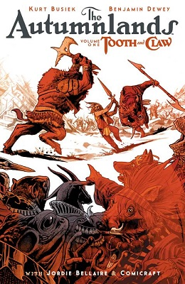 The Autumnlands: Tooth and Claw: Volume 1 TP (MR)