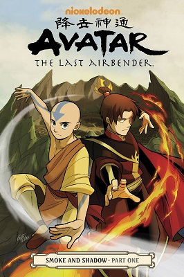 Avatar: The Last Airbender: Volume 9: The Rift Part 3 TP