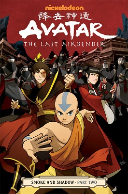 Avatar: the Last Airbender: Volume 11: Smoke and Shadow Part Two TP