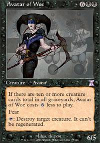 Avatar of Woe