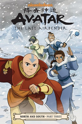 Avatar: the Last Airbender: Volume 15: North and South Part Three TP