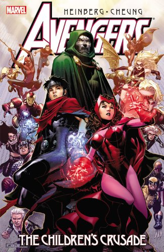 Avengers: The Childrens Crusade - Used