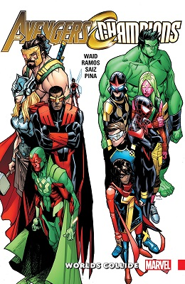 Avengers and Champions: Worlds Collide TP