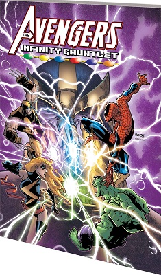 Avengers and the Infinity Gauntlet TP