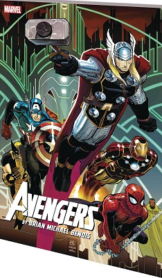 Avengers by Bendis Complete Collection: Volume 1 TP