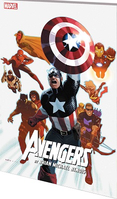 Avengers by Bendis Complete Collection: Volume 2 TP