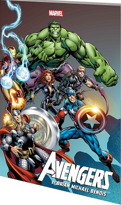 Avengers by Bendis Complete Collection: Volume 3 TP