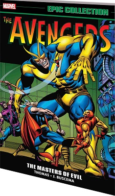 Avengers Epic Collection: Masters of Evil TP