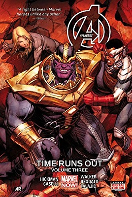 Avengers: Time Runs Out: Volume 3 HC