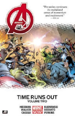 Avengers: Time Runs Out: Volume 2 TP