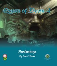 5th Edition Adventures: Quests of Doom 4: Awakenings
