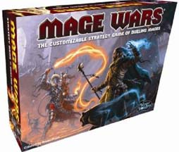 Mage Wars Board Game Core Set (discontinued) - USED - By Seller No: 3226 Ben Rubinstein