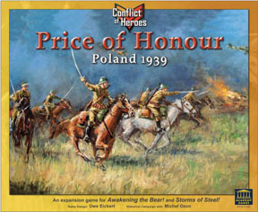 Conflict of Heroes: Price of Honour: Poland 1939