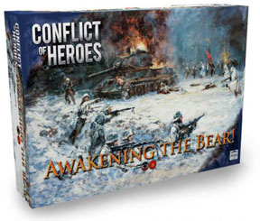 Conflict of Heroes 2nd Ed