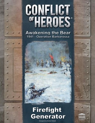 Conflict of Heroes: Awakening the Bear: Firefight Generator