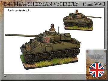 Flames of War: M4A4 Sherman Vc Firefly: B44 - Used