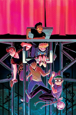 Backstagers (2016) Complete Bundle - Used