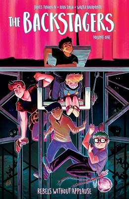 Backstagers: Volume 1 TP