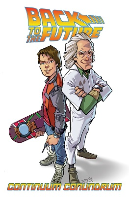 Back to the Future: Volume 2: Continuum Conundrum TP
