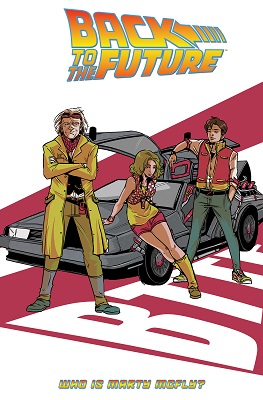 Back to the Future: Volume 3: Who is Marty McFly TP