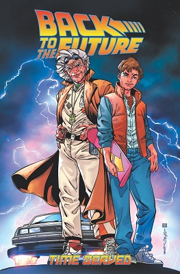 Back to the Future: Volume 5: Time Served TP