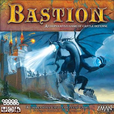 Bastion Board Game