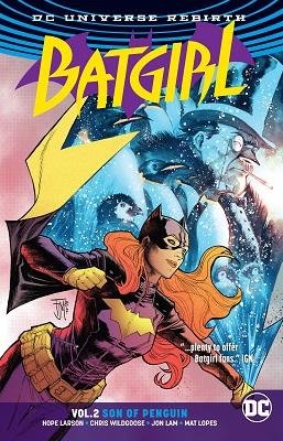 Batgirl: Volume 2: Son of Penguin TP