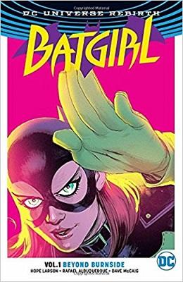 Batgirl: Volume 1: Beyond Burnside TP