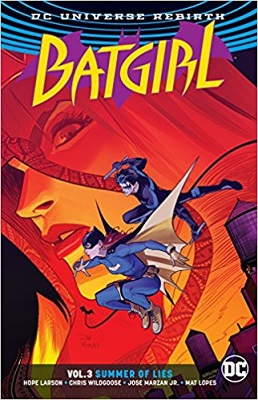 Batgirl: Volume 3: Summer of Lies TP