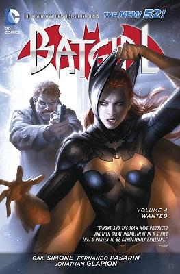 Batgirl: Volume 4: Wanted (N52) HC - Used