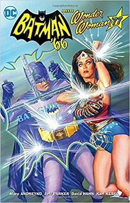 Batman 66 Meets Wonder Woman 77 TP