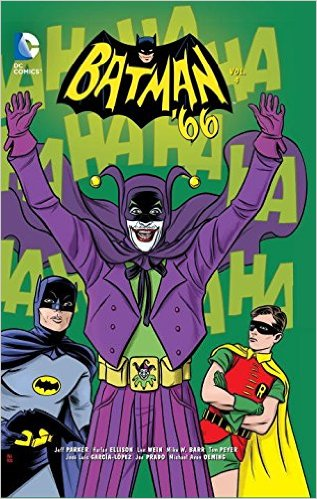 Batman 66: Volume 4 TP