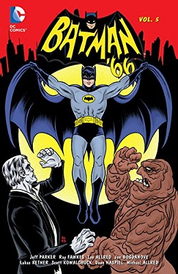 Batman 66: Volume 5 TP