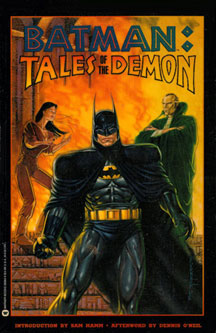 Batman: Tales of the Demon TP - Used