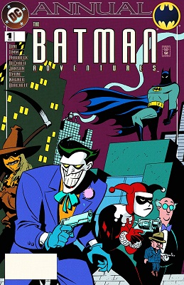 Batman Adventures: Volume 3 TP