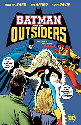 Batman and The Outsiders: Volume 2 HC