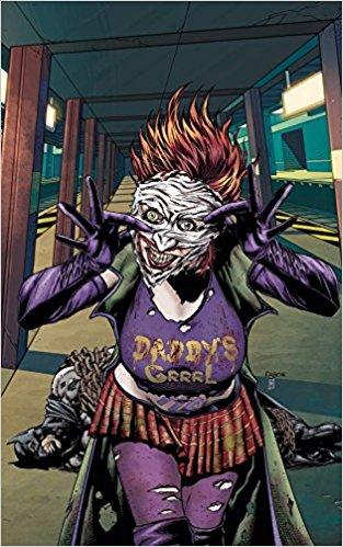 Batman Arkham: Jokers Daughter TP