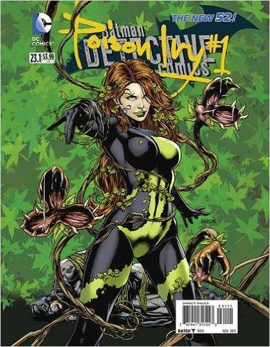 Batman Arkham: Poison Ivy TP