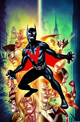 Batman Beyond: Volume 1: Brave New Worlds TP