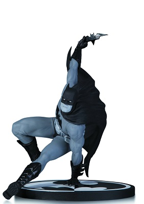 Batman: Black and White Statue
