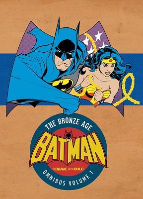 Batman: Brave and the Bold: The Bronze Age Omnibus Volume 1 TP