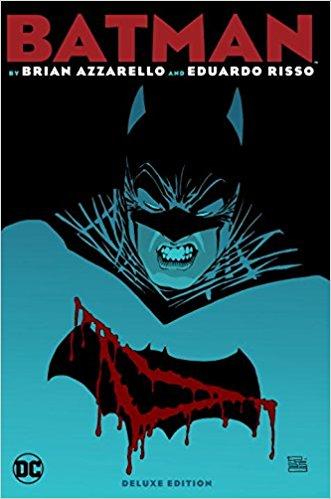 Batman Deluxe HC (Azzarello and Risso)