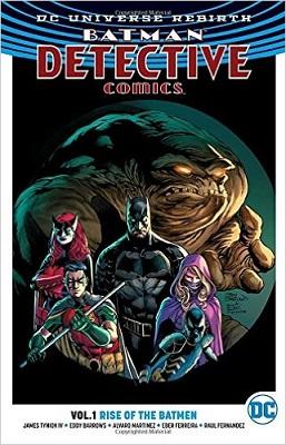 Detective Comics: Volume 1: Rise of the Batmen TP