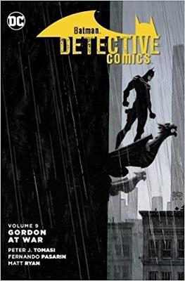 Batman: Detective Comics: Volume 9: Gordon at War TP