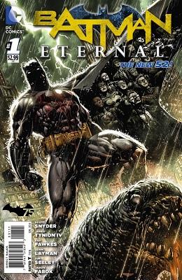Batman Eternal Complete Series Bundle (52 Issues)