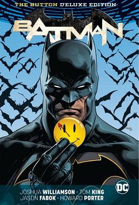 Batman Flash: The Button HC